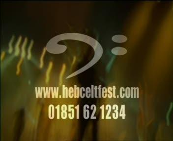 Hebridean Celtic Festival Promo