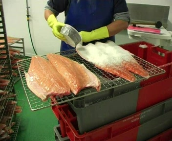 Gaelic documentary about the Hebridean Smokehouse on North Uist
