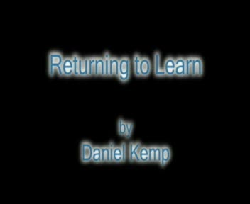Returning to Learn