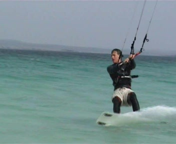 Kite Surf Hebrides