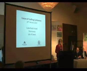 Future of Crofting Conference 2010 (Video 1) - Roseanna Cunningham (44mins)