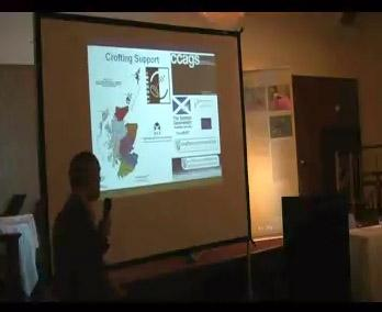 Future of Crofting Conference 2010 (Video 4) - Neil Ross from HIE (26mins)